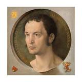 Portrait of Johann Kleeberger  1526