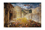 Fighting Gladiators  C 1560