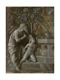 The Sacrifice of Isaac  C1490-1495