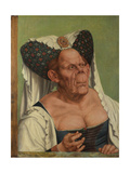 An Old Woman (The Ugly Duches)  C 1513