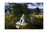 Rest on the Flight into Egypt  1518-1520