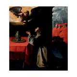 Saint Bonaventure  Ca 1628-1629