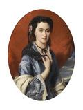 Portrait of Countess Varvara Musina-Pushkina (1832-188)  1864