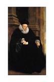 Portrait of a Genovese Gentleman  C 1621