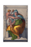 The Sibyl of Delphi