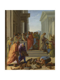 Saint Paul Preaching at Ephesus  1649