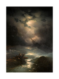 North Sea Storm  1865