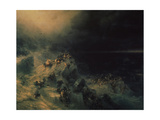 The Deluge  1864
