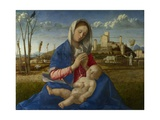 Madonna of the Meadow  C 1500
