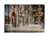 Entrance of the Palais Garnier  Paris  C1900