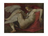 Leda and the Swan  after 1530
