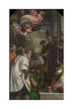The Consecration of Saint Nicholas  1562
