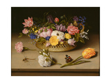 Still Life with Flowers  1614