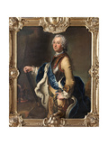 Portrait of Adolph Frederick (1710-177)  Crown Prince of Sweden