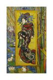 The Courtesan (After Eise), 1887 Giclée par Vincent Van Gogh