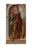 Saint Catherine of Alexandria  C 1492