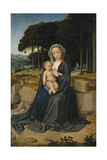 Rest on the Flight into Egypt  Ca 1515