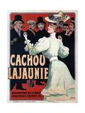 Cachou Lajaunie Recommandé Aux Fumeurs Chauffeurs Cyclistes Etc  C 1890
