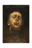Self-Portrait with Pince-Nez  C 1882
