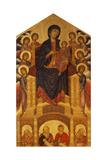 Maesta of Santa Trinita  C 1280