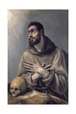 Saint Francis in Ecstasy  C 1580