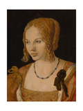 Portrait of a Young Venetian Woman  1505