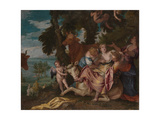 The Rape of Europa  C 1570