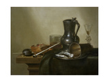 Tobacco Still Life  1637