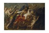 The Rape of Proserpina  1636-1638
