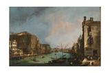 The Grand Canal in Venice  1723