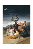 Witches Sabbath  1797-1798