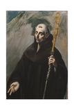 Saint Benedict of Nursia  1577-1579