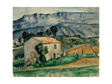 House in Provence  1886-1890