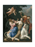 The Rape of Europa  C 1640