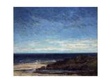 The Sea  1867