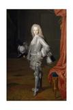 Louis I as Prince of Asturias  1717