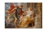 Mars and Rhea Silvia  C 1616-1617