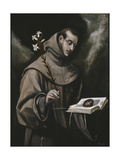 Saint Anthony of Padua  C 1580