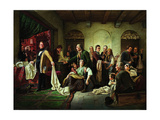 The Silesian Weavers  1844