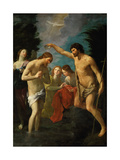 The Baptism of Christ  C1623