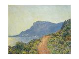 La Corniche Near Monaco  1884