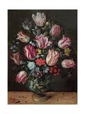 Vase with Tulips  1620-1625
