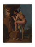Oedipus and the Sphinx  C 1826