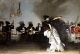 El Jaleo, 1882 Giclée par John Singer Sargent
