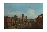 Venice  the Arsenal  1755-1760