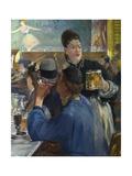 Corner of a Café-Concert  Ca 1878