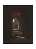 Doorway in Meissen  1827