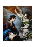 The Annunciation  C 1644