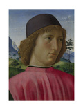 Portrait of a Young Man in Red  Ca 1485