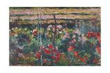 Peony Garden  1887